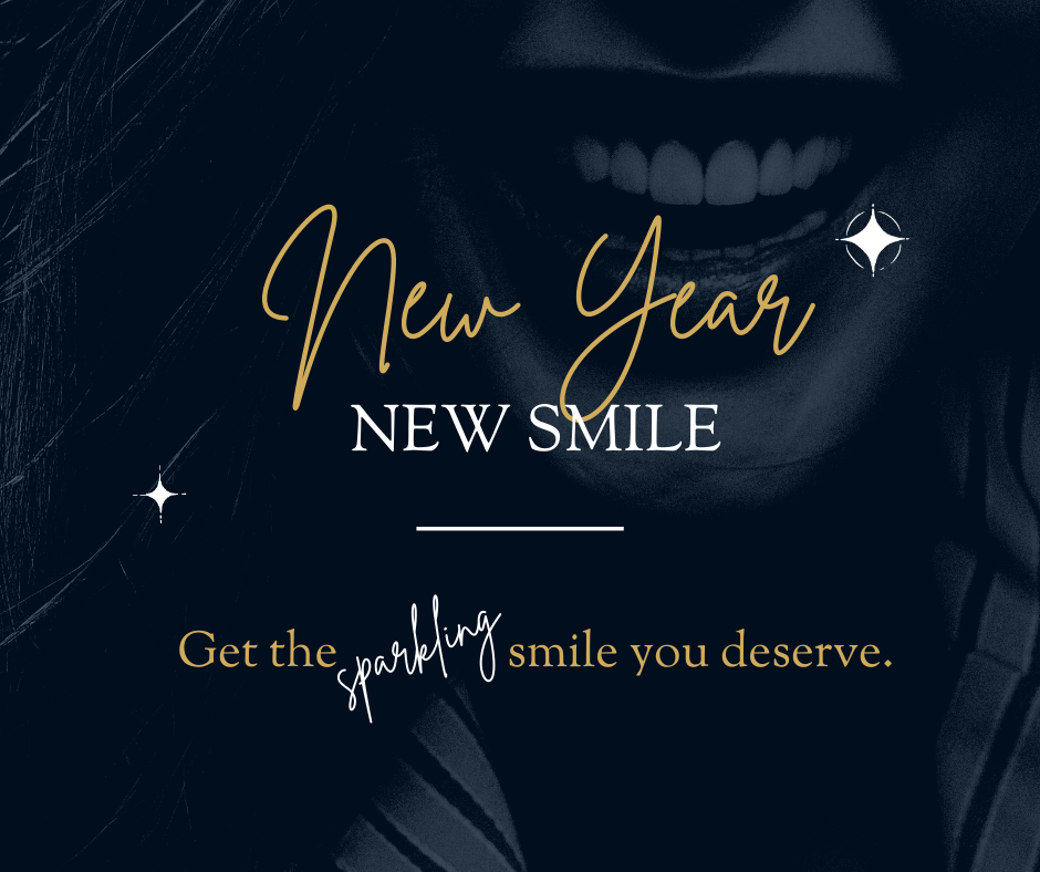 New Year. New Smile.